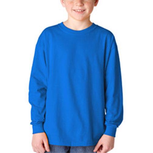 Детска тениска с дълъг ръкав по поръчка