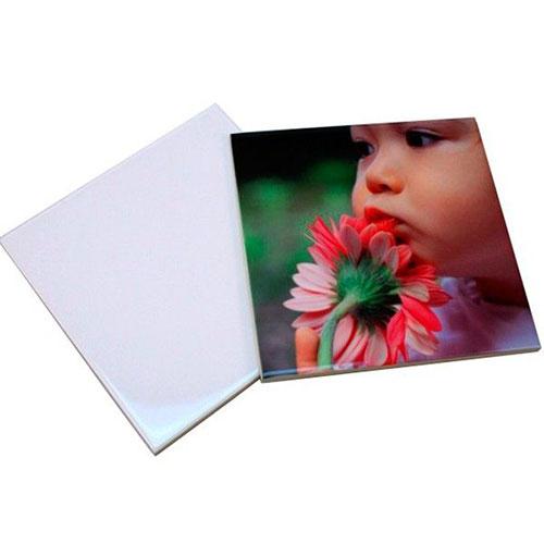 Керамична плочка със снимка-размери 10х10 см