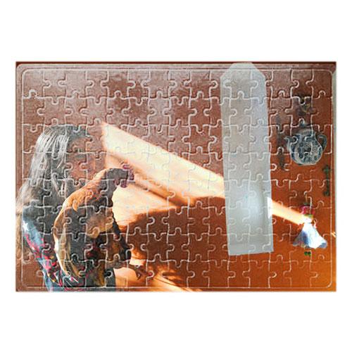 Пъзел със снимка-120 части и размер А4