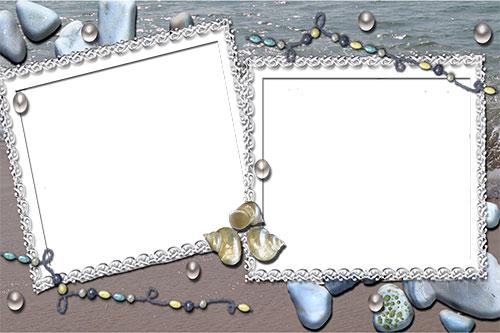 Картичка Спомени от морето по Ваша идея
