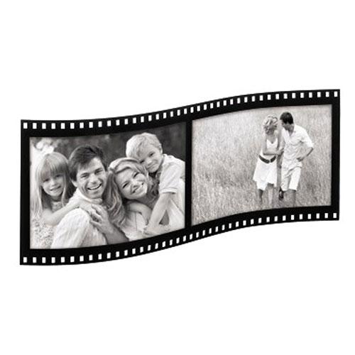 Фото рамка Филмова лента за 2 снимки