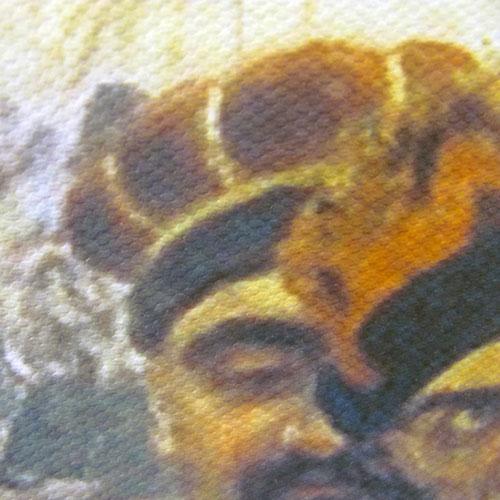 Печат на снимка на канава без опъване-картина